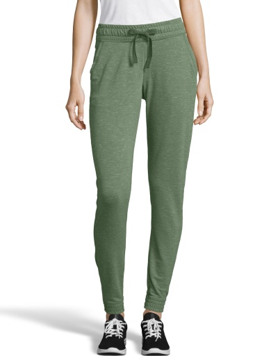 hanes women's french terry jogger with pockets women hanes