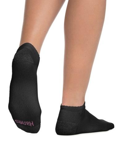 hanes cushioned women's low-cut athletic socks 10-pack women hanes