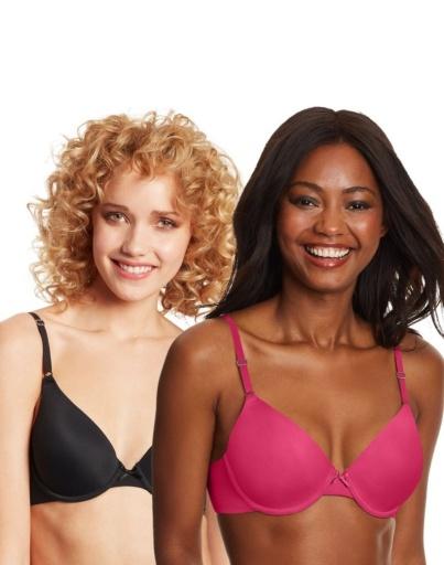 maidenform one fab fit demi bra 2-pack women maidenform
