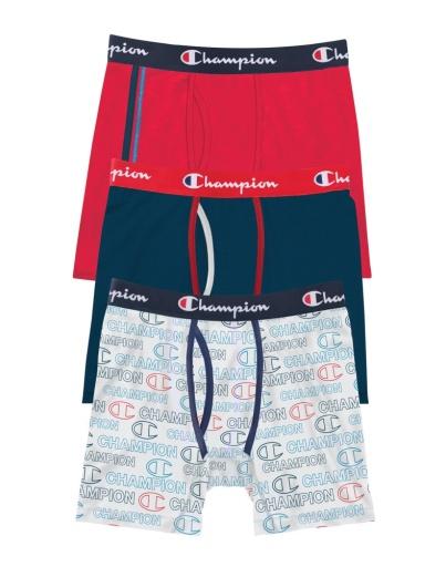 everyday comfort boxer brief, 3-pairs men Champion