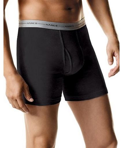 Hanes Men's Boxer Briefs with Comfort Flex® Waistband 5-Pack men Hanes