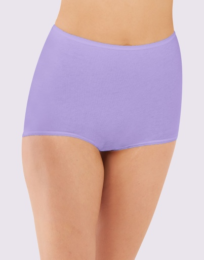 bali full-cut-fit stretch cotton brief women bali