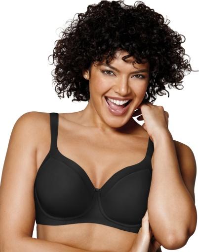 playtex secrets® shapes & supports balconette full figure wirefree bra women Playtex